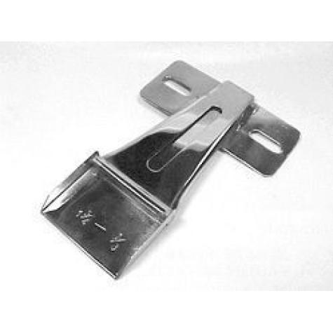 Приспособление для шлевки на 2х игольной машине KHF65