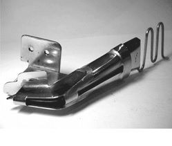 KHF747 Приспособление для вшивания канта с наполнителем на оверлоке Siruba
