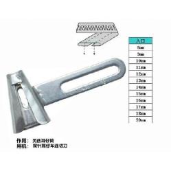F342, (K759) приспособление для шлевки на распошивальной машине