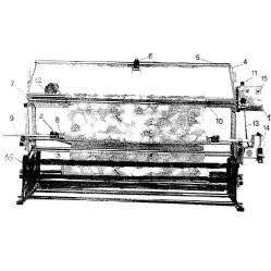 Мерильно-браковочная машина Rexel РР-1 Super предназначена для проверки качества, перемотки и перемерки материала width=