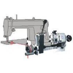 Передний пуллер для подачи ленты (спагетти) Racing PY-SP для одноигольных швейных машин width=