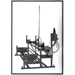 Перемоточная машина Rexel РР-2 служит для промерки/перемотки ткани width=