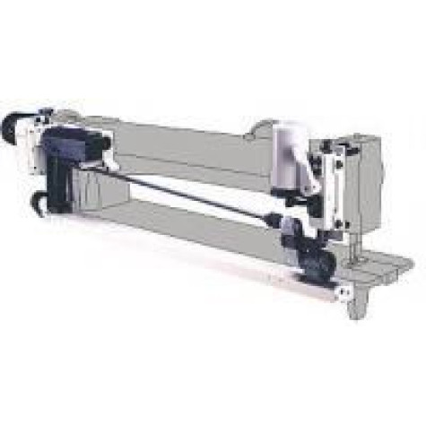Устройство для продвижения материала (пуллер) Racing PT-L для одно- и двухигольных швейных машин с удлиненным рукавом