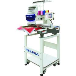 Ricoma MT-1501TC-7S 15-игольная одноголовочная вышивальная машина для тяжелых материалов width=