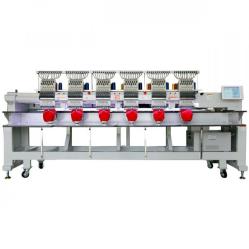 Ricoma CHT2-1206 12-игольная шестиголовая вышивальная машина  width=