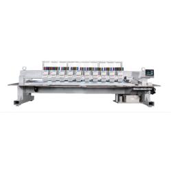 Ricoma FHT-1210 12-игольная десятиголовая вышивальная машина  width=