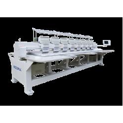 Ricoma RCM-1208FHS 12-игольная 8-головочная вышивальная машина с плоской платформой width=