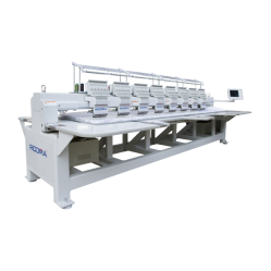 Ricoma RCM-1212FHS 12-игольная 12-головочная вышивальная машина  width=