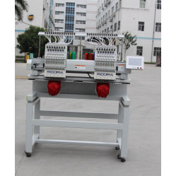 Ricoma MT-1502TC-7S 15-игольная двухголовочная вышивальная машина