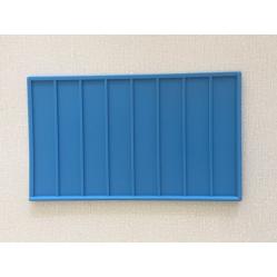 Силиконовый коврик для утюга (синий) width=