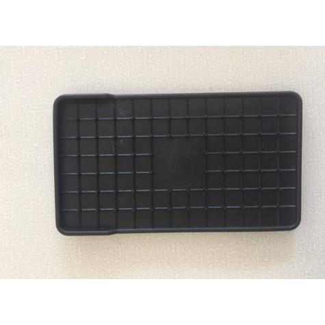 Силиконовый коврик для утюга (чёрный)