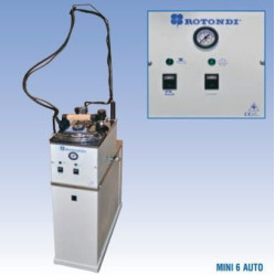 Rotondi Mini-6 AUTO парогенератор на 6+11 литров с одним утюгом width=