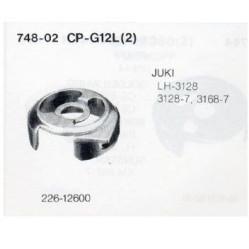 Шпульный колпачок CP-G12L(2) width=