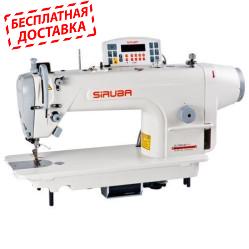 Siruba DL7000-RM1-64-13 прямострочная машина с автоматикой и обрезкой края материала