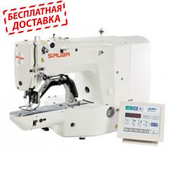 Siruba LKS-1900ANHS электронная закрепочная машина с полем 30*40 мм