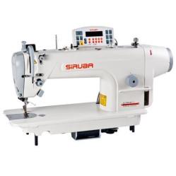 Siruba DL7000-RM1-64-13 прямострочная машина с автоматикой и обрезкой края материала  width=