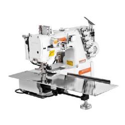 Siruba F007KD-U132-256/FFT/FHK четырехниточная плоскошовная машина (распошивалка) с пневматическим продвижением материала width=