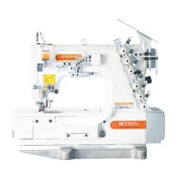 Siruba F007K-W922-464/FW-5 Плоскошовная шестиниточная швейная машина (распошивалка, флет-лок)  width=