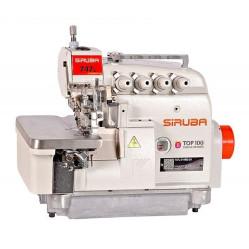 Siruba 757L-516M-3-55/PS 5-ти ниточный оверлок для обработки карманов width=