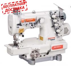 Siruba C007KD-W122-356/CH/DCKU1-0 Плоскошовная швейная машина со встроенным сервоприводом