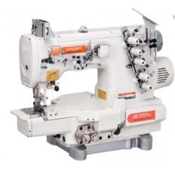 Siruba C007KD-W122-356/CH/DCKU1-0 Плоскошовная швейная машина со встроенным сервоприводом width=