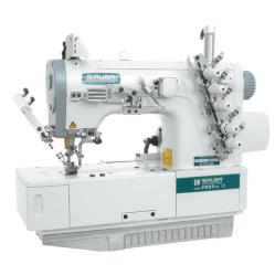 F007J-W122-240(248)/FHA Промышленная двухигольная четырехниточная распошивальная машина