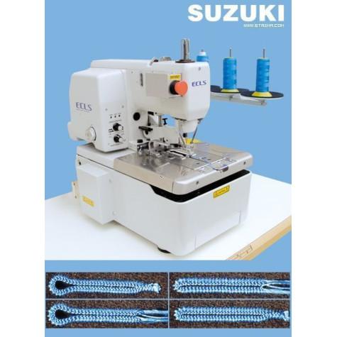 Suzuki SE200-J промышленная петельная (глазковая) машина