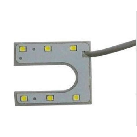 Светильник для промышленной швейной машины магнитный светодиодный OBS-806MUT ПОДКОВА