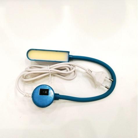 Светильник для швейной машины на гибкой ножке Y-COB COBMD6W