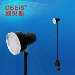 OBS-830G (55B) Светильник на гибкой струбцине с креплением к столу width=