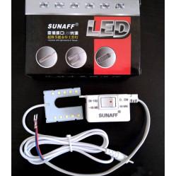 Sunaff SN-10U светильник подкова 10 диодов width=