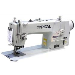 Typical GC 6717MD одноигольная машина с обрезкой края материала width=