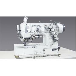 Typical GK350-1356D трёхигольная пятиниточная плоскошовная машина (распошивалка) с прямым приводом width=