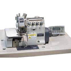 Typical GN7000-4H/D3 промышленный двухигольный четырёхниточный оверлок с автоматикой width=