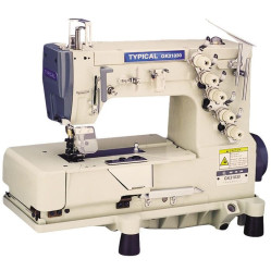 Typical GK31030 трёхигольная пятиниточная распошивальная машина width=