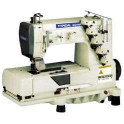 Typical GK31030-3 трёхигольная восьминиточная распошивальная машина (флет-лок) width=