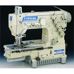 Typical GK337-1356-HD3/2 трехигольная пятиниточная плоскошовная машина (распошивалка) width=