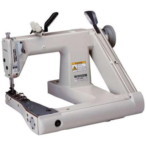 Typical GK360 двухигольная машина цепного стежка с П-образной платформой