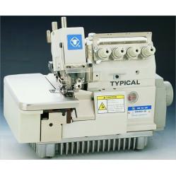 Typical GN2000/3000-5H промышленный пятиниточный оверлок width=