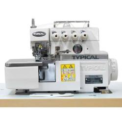 Typical GN795D промышленный пятиниточный оверлок с прямым приводом