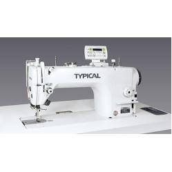 Typical GC6730MD3L одноигольная машина с нижним транспортом, автоматикой и прямым приводом width=