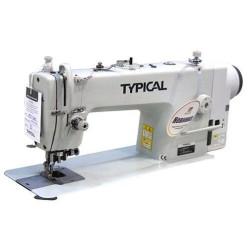 Typical GC 6717MD одноигольная машина с обрезкой края материала и встроенным сервоприводом width=