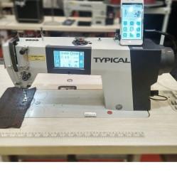 Typical GC6930A-HD3 прямострочная машина с автоматикой width=
