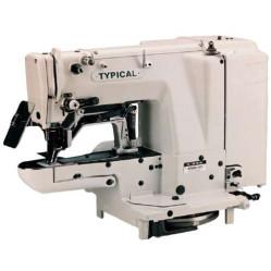 Typical GT680-022 закрепочный полуавтомат челночного стежка для тяжелых тканей width=