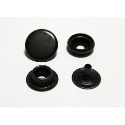 Кнопка №61 цв оксид сталь 12,5мм (уп 144шт) МН 0300-6000 width=