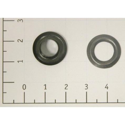 Люверсы стальные №5 (8мм) цв.оксид (уп. 1000шт.)