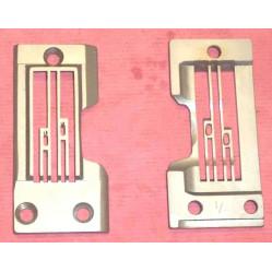 Игольная пластина 101554-001 BROTHER  width=