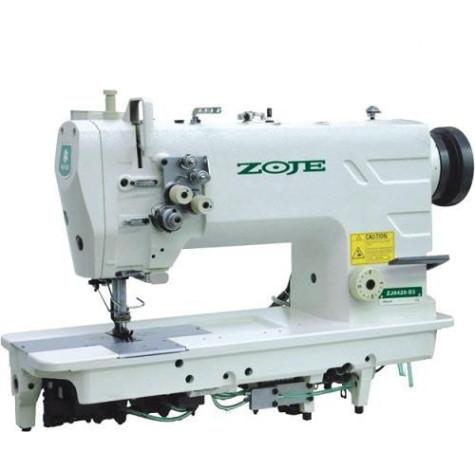 Zoje ZJ8720 Двухигольная машина челночного стежка без отключения игл