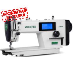 ZOJE ZJ8000E-D4J/TP Одноигольная промышленная машина челночного стежка