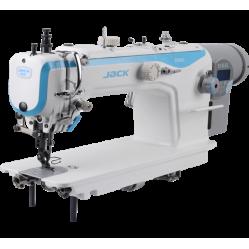 Jack JK-2030GHC Компьютеризированная одноигольная машина с двойным продвижением ткани